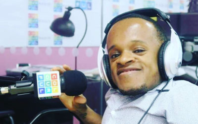 Colourful Radio Interview